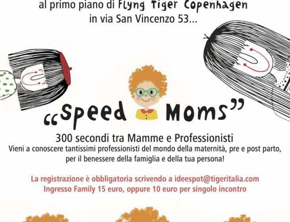 Shiatsu Speed Moms
