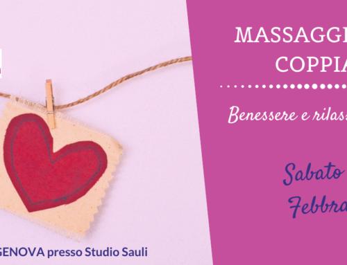 Massaggio di coppia a San Valentino