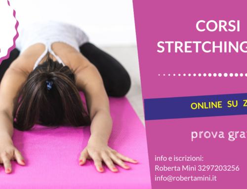 Corsi di Stretching Zen online di gruppo e individuali